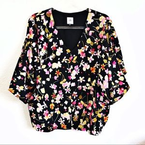 CABI Charm Blouse Floral Limited Edition 3595